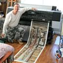 Driller Printing