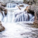 Grizzly Creek Waterfall - 1