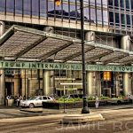 Trump Hotel & Tower - Entrance