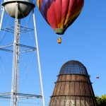 Balloon Pilot Bill Lynch in 'Sizzler'