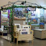 Jamie Rood booth @ Christmas Carousel - Abilene, Texas