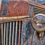 1941 Ford V8 Headlamp