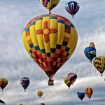 Balloon Fiesta 2009 - Land of Enchantment