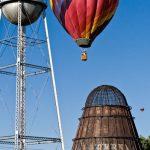 Balloon Fiesta 2009 - Sizzler Over Wood Burner