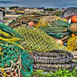 Montauk Nets by Jamie Rood