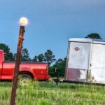Jamie's Rig in Round Top Texas