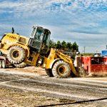 Forklift Tilt